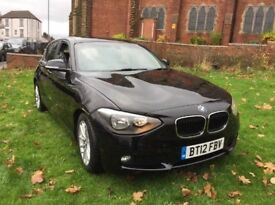 BMW 1 series for sale (2012) - open to offers!