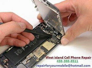Cell Phone Repair / West Island West Island Greater Montréal image 1
