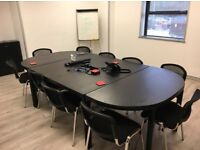 Lively office in Elstree (WD6) for 5-6 people