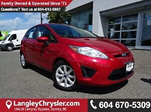 2012 Ford Fiesta SE *ONE OWNER*LOCAL BC CAR*