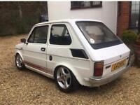 1990 FIAT 126 BIS MANUAL /CLASSIC Bargain Modified