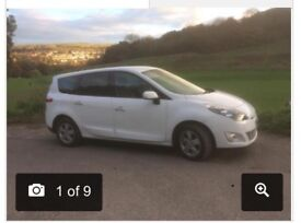 Renault scenic 7 seater - REDUCED FOR QUICK SALE