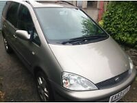 2003 Ford Galaxy Ghia TDi Auto 7 Leather Seats