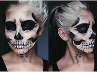 ***STILL TAKING LAST MINUTE BOOKINGS!! *** Halloween Make up Freelance Mobile SFX Face Painter!