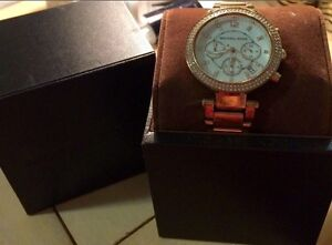 Rose gold Michael Kors watch Kawartha Lakes Peterborough Area image 2