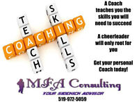 PROFESSIONAL MENTORING AT YOUR SERVICE!