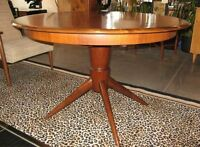 Cherry Walnut Round Dining Table Top - Brand New in Box