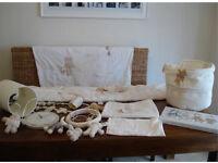 Mamas & Papas Nursery Set Bundle - Once upon a time range - Bargain!