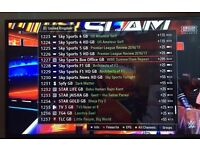 4K Ultra HD MAG-352 IPTV BOX over 3600 channels worldwide (box +1year subscription included)