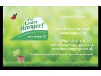 Garden Maintenance Operative / Gardener / Soft landscape