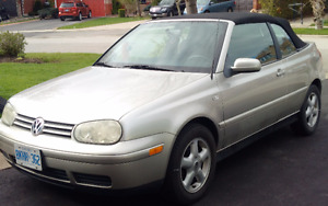 2001 Volkswagen Cabrio Convertible FOR SALE