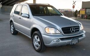 Mercedes Benz!!! Two for sale!! AWD! Leather/loaded!