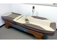 Inarex Thermal Massage Bed Backflex 2D-LX RRP: £2898