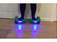 !!NEW!! Hoverboard Segway. Various Colours. UK Tested. Glasgow Store.