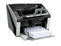 Fujitsu fi-6800 A3 Sheetfed and Manual Scanner RRP £14,000