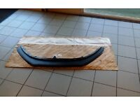 Vw polo front bumper splitter/trim
