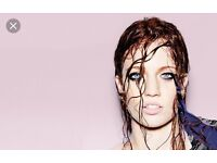 Jess Glynne tickets x3 standing Liverpool Echo Arena £180