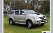 Hilux bumper bar and nudge bar only*** Murray Bridge Murray Bridge Area Preview