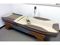 Inarex Thermal Massage Bed Backflex 2D-LX RRP: £2898
