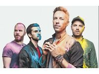TICKETS 2 Coldplay 12th July