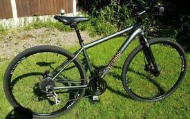 Voodoo Marasa - Hybrid Mountain Bike - An Amazing Ride