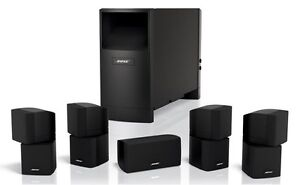 Bose home theatre speakers 5.1