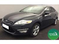 £217.79 PER MONTH GREY 2013 FORD MONDEO 2.0 TDCi TITANIUM X BUSINESS 5 DR MANUAL