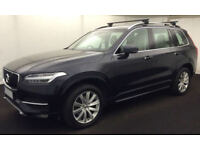 VOLVO XC90 2.0 D5 225 AWD INSCRIPTION MOMENTUM T8 AWD FROM £160 PER WEEK!