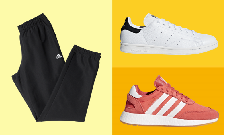 Adidas Favourites From £20