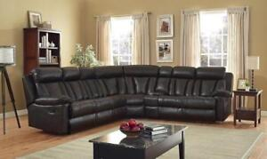 Brand New Sectional Recliner and sectional couches on Sale | Free Delivery in GTA |  (AD 81)