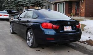 2016 BMW 4 Series Gran Coupe with Xdrive