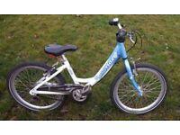 "(4132) 20"" Aluminium PUKY SKYRIDE 20-3 Boys Girls Kids Childs BIKE BICYCLE Age: 6-8, 117-132 cm"