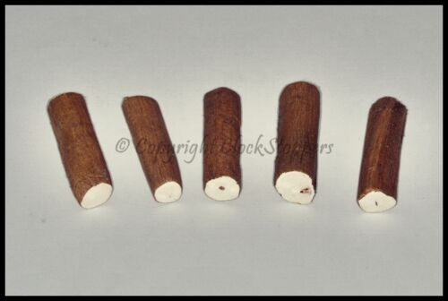 Pithwood Sticks for Cleaning Tweezers Oil Pins Screwdriver Blades Clock Pinions