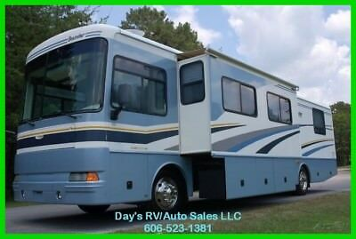2004 Fleetwood Bounder Used Diesel Pusher Motor Home Coach MH RV Cummins 300