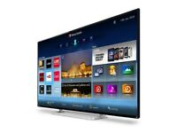 Toshiba 42L6453DB 42 inch Full HD Freeview HD LED Smart TV Built in WiFi