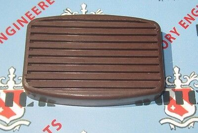 1934-1955 Buick Brake & Clutch Pedal Cover Brown