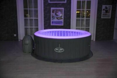💦 Lay Z Spa Lazy Spa Bali Airjet with LED's Brand New Hot Tub FREE DELIVERY 🚚