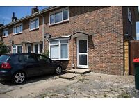 Lovely modern 3 bed in Crawley, West Sussex, for 3 bed in Dorset/Devon/Cornwall
