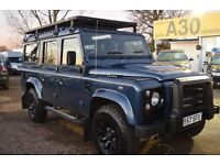 GREAT LOOKING Station Wagon Land Rover DEFENDER 110 2.4 TDi XS