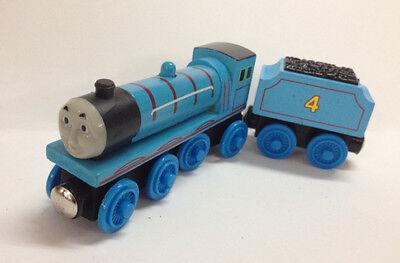 2Pcs Thomas   Friends Gordon And Tender Set Magnetic Wooden Railway Train Toy