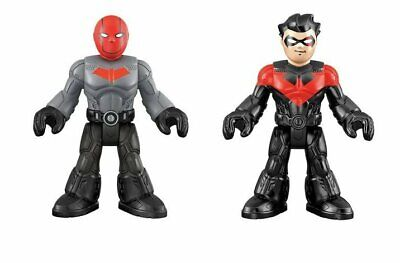 Imaginext DC Super Friends Series 1 Red Hood and Nightwing Unopened Bags