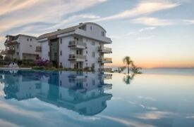 Spread the balance over 15 years. Luxury sea view apartment in the Turkish Riviera. No mortgage req.