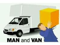 MAN AND VAN REMOVALS SERVICE 24/7 SOUTH EAST LONDON