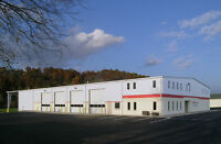 Commercial Steel Buildings, Pre Engineered Metal Buildings