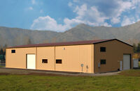 Steel Buildings Canada | Metal Buildings for Sale