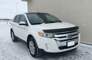 2014 Ford Edge Limited- LEATHER, SUNROOF & NAV