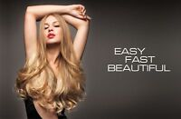 Professional Extensions installed at a low price!!!