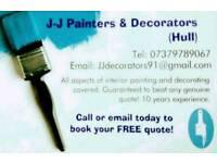 J-J Painters & Decorators