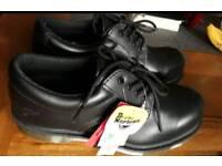 Genuine leather dr marten