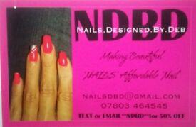 Nail Art 50% OFF £10